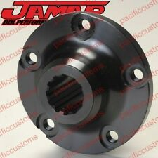 6 Bolt Chromoly Center Hub For Rear Irs Or Long Axle Swing Axle Brakes Sandrail