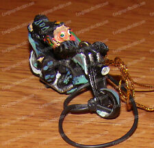 CA02370 - RUSSELL Ornament (Speed Freaks by Terry Ross) Motorcycle