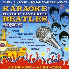 Karaoke to Your Favourite Beatles Songs [2CD] New CD