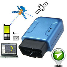 OBDII OBD2 Mini Car Vehicle GPS Tracker GSM GPRS TCP Realtime Tracking Locator