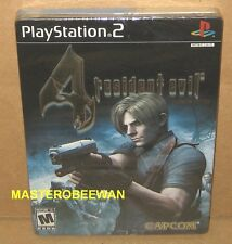 PS2 Resident Evil 4: Premium Edition New Sealed (Sony PlayStation 2, 2005)