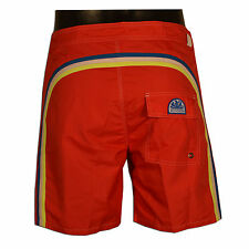 "Sundek - Board Short M503 BDTA100  17"" - 3220 - Colore Lolly Red - Taglia 30"