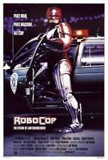 """ROBOCOP""  Movie Poster [Licensed-NEW-USA] 27x40"" Theater Size (1987) [Weller]"