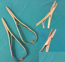 "New 2 PCS Mathieu Needle Holder 5.5"" Surgical & Dental Instruments-High Quality"