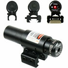 Hunting 650nm Red Laser Sight W/QQ Scope Caliper Fit Bow Mount Install On 30mm