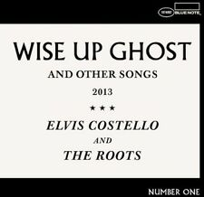 Wise Up Ghost - Elvis & The Roots Costello (2013, CD NIEUW)