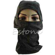 Camouflage Camo Ninja Cycling Skull Cap Hats Full Face Mask Motorcycle Balaclava