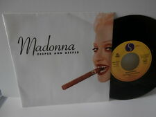 "madonna""deeper and deeper""single7""or.fr 1992.sire:543918639.7"