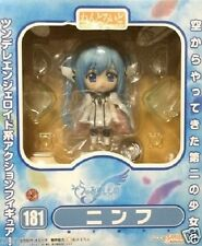 Used Good Smile Company Nendoroid 181 Sora no Otoshimono Forte Nymph Painted