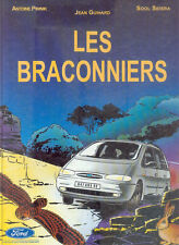Les Braconniers/Piwnik,Guihard,Sbiera/Ford France S.A./1995