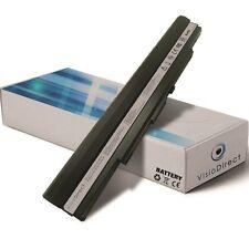 Batterie pour ASUS U30J UL30VT U35J U35JC U35JG U40 U40S U40SD U40SV Series
