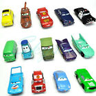 Set of 14Pcs Pixar Cars Lightning McQueen Mater Sally Luigi Cars Sheriff King