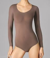 WOLFORD BUENOS AIRES STRING BODY 78055, XS, in Clove (4747), New in box