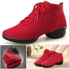 Jazz Dance Shoes Women Sneaker modern sport shoes fitness ballroom tango shoes