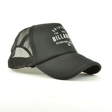Billabong Men's Original Curved Peak Trucker Cap - AW16: Black