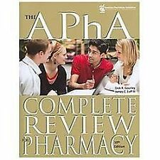 The APhA Complete Review for Pharmacy, 10th Edition (Gourley, Apha Com-ExLibrary