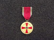 *(A15-334)  Bundesverdienstkreuz Medaille am Band Original