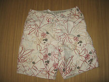 #5560 TIME TO SURF! HOBIE SHORTS BOARD SHORTS MEN'S 32 pre-owned