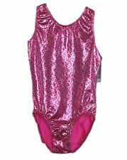 GK Elite Gymnastics Leotard - AL Adult Large NEW