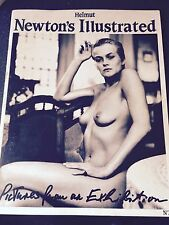 "HELMUT NEWTON'S ILLUSTRATED - No 2 - ""Pictures from an Exhibition"" - Photographs"