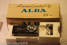 VERY RARE ALBA STEREOCAST SA1,FOR A  FM-MPX output,Made in Japan 1970's