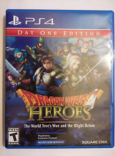 Dragon Quest Heroes The World Tree's Woe and the Blight Below (PS4) Video Game