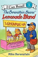 The Berenstain Bears' Lemonade Stand (I Can Read Book 1)-ExLibrary