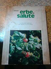ERBE E SALUTE Le 100 Piante medicinali più comuni-Sincovich- 8°ediz. ADV 1975