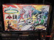 "Power Rangers Time Force Control Center Exclusive 5"" Ransik Quantum Ranger 2001"
