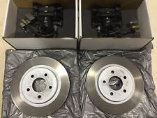 Shelby Mustang 07-12 GT500 Back Brake Caliper/Rotor Set