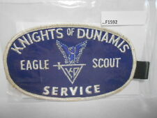 KNIGHTS OF DUNAMIS EAGLE SCOUT SERVICE ARM BAND F1592