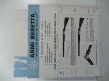Armi Beretta, Gardone Valtrompia (Brescia). Produzione 1964