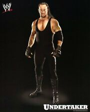 WWE PHOTO THE UNDERTAKER WRESTLING 8x10 PROMO PICTURE WRESTLEMANIA