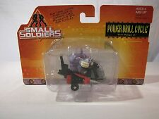 1998 Hasbro Small Soldiers Power Drill Cycle with Punch It New in Sealed Pack 4+