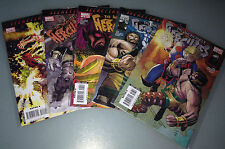 Incredible Hercules #116-120: Secret Invasion (Complete) NM Greg Pak Hulk Ares