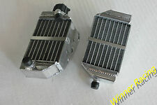 aluminum alloy radiator fit KTM 50 SX 2016 /SXS Mini 49cc/50cc 2012-2016