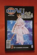YU DEGLI SPETTRI- (collana zero)-  N° 3- DI:YOSHIHIRO TOGASHI- MANGA STAR COMICS