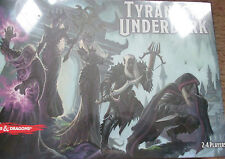 WOTC TYRANTS OF THE UNDERDARK DROW DARK ELF NEW MINT SW BOXED SET DUNGEON DRAGON