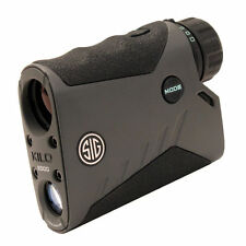 Sig Sauer Optics Kilo2000 Range Finder 7x25mm Monocular Graphite SOK16701