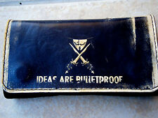 ANONYMOUS ROLLING TOBACCO POUCH CASE WALLET HI QUALITY V VENDETTA REVOLUTION