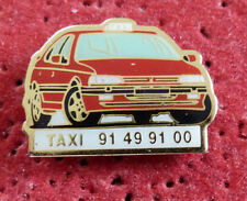 BEAU PIN'S VOITURE PEUGEOT 405 TAXI