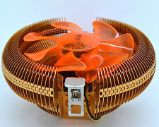 Copper-plated Universal CPU Fan Cooler Thermal Heatsink for 775 115X AMD FX AM..