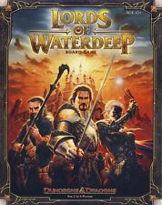 Dungeons & Dragons Lords of Waterdeep Gioco da Tavolo D&D