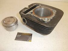 02 Yamaha Warrior 350 YFM350 2x4 Genuine Engine Cylinder STD Wiseco Piston GOOD