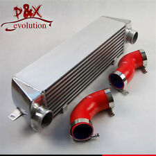 Red Twin Turbo Intercooler Kit for BMW 135 135i 335 335i E90 E92 2006-2010 N54