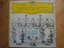 Mozart-C.Haskil Concerto no. 13-French DGG Stereo 1961