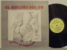 IL MULINO DEL PO disco LP 33 giri SOTTO LE LENZUOLA made in ITALY sexy cover