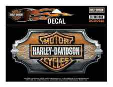 Harley-Davidson Bar & Shield Tribal Decal, LG 7.75 x 4.25 inch DC302644