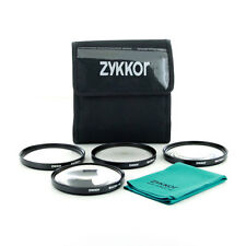 67mm Close up Macro +1+2+4+10 SLR Lens Filter Kit Set