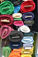 ANTI-PILL PLAIN FLEECE FABRIC, washable 22 NEW COLOURS! polyester **FREE P&P**